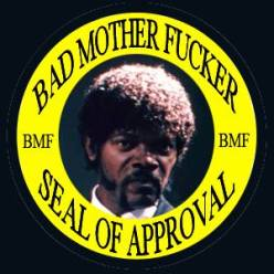 bmf seal of approval